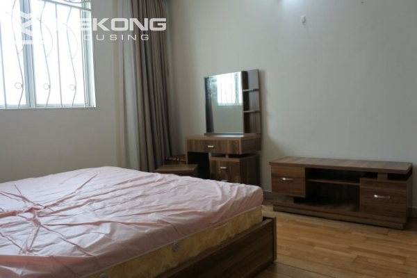 Fully furnished penthouse apartment with 3 bedrooms for rent in G2 building, Ciputra Hanoi 10