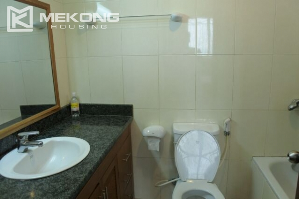 Fully furnished penthouse apartment with 3 bedrooms for rent in G2 building, Ciputra Hanoi 11