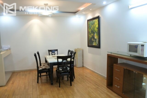 Fully furnished penthouse apartment with 3 bedrooms for rent in G2 building, Ciputra Hanoi 7