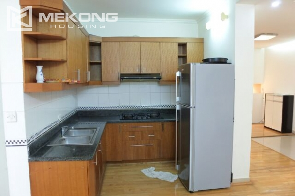 Fully furnished penthouse apartment with 3 bedrooms for rent in G2 building, Ciputra Hanoi 8