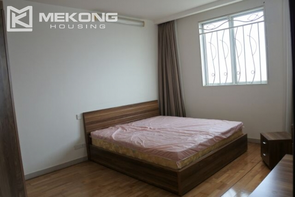 Fully furnished penthouse apartment with 3 bedrooms for rent in G2 building, Ciputra Hanoi 9