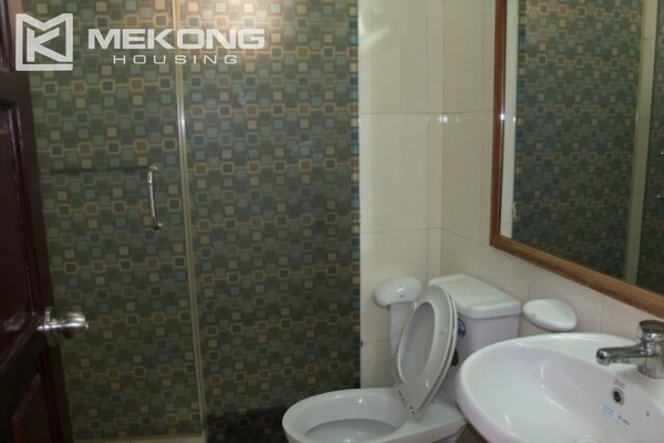 Fully furnished penthouse apartment with 3 bedrooms for rent in G2 building, Ciputra Hanoi 13