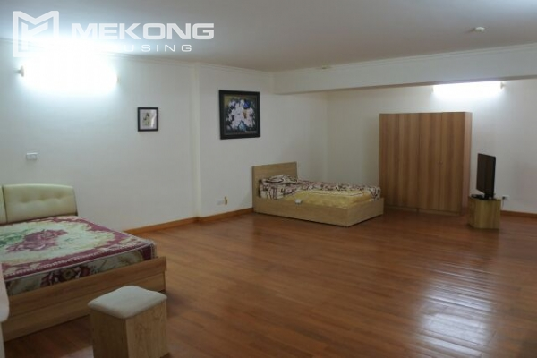 Fully furnished penthouse apartment with 3 bedrooms for rent in G2 building, Ciputra Hanoi 14