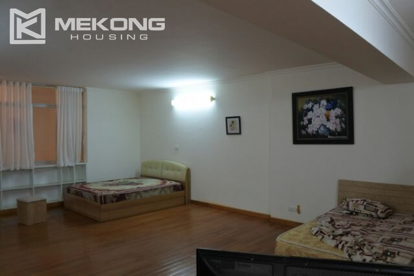Fully furnished penthouse apartment with 3 bedrooms for rent in G2 building, Ciputra Hanoi 15