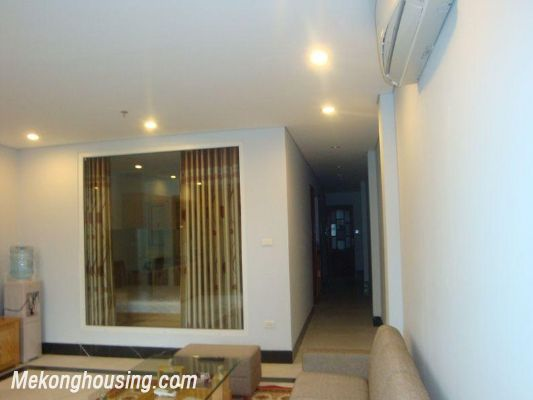 Fully furnished serviced apartment for rent in Lang Ha, Dong Da, Hanoi 1