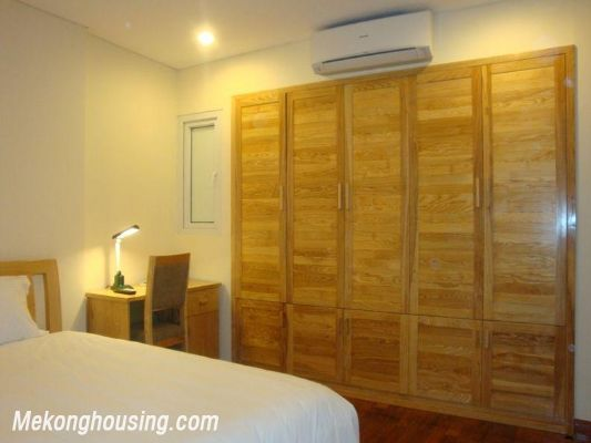 Fully furnished serviced apartment for rent in Lang Ha, Dong Da, Hanoi 3