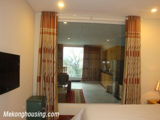 Fully furnished serviced apartment for rent in Lang Ha, Dong Da, Hanoi 5
