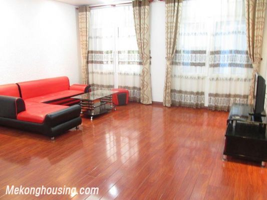 Fully furnished serviced apartment for rent in Thai Ha street, Dong Da, Hanoi 2
