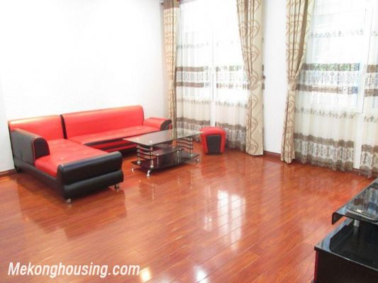 Fully furnished serviced apartment for rent in Thai Ha street, Dong Da, Hanoi 3