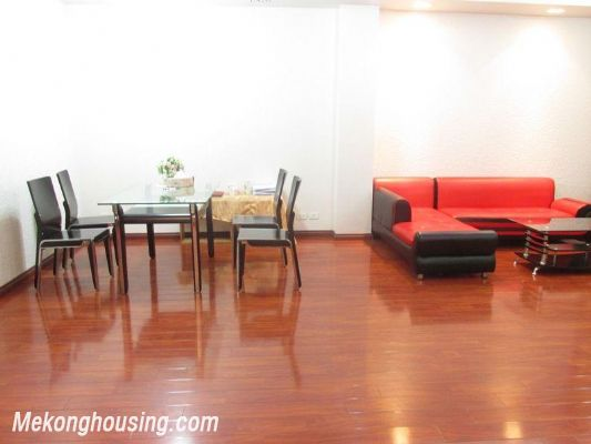 Fully furnished serviced apartment for rent in Thai Ha street, Dong Da, Hanoi 4