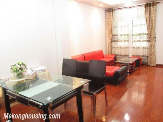 Fully furnished serviced apartment for rent in Thai Ha street, Dong Da, Hanoi 5