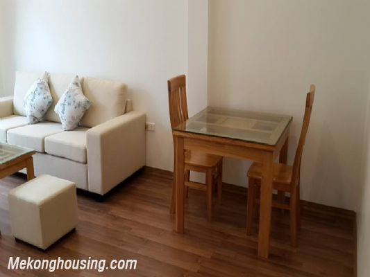 Fully furnished serviced apartment with one bedroom for rent in Hoang Quoc Viet, Cau Giay, Hanoi 5