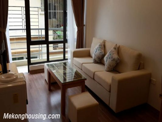 Fully furnished serviced apartment with one bedroom for rent in Hoang Quoc Viet, Cau Giay, Hanoi 6