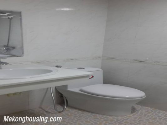 Fully furnished serviced apartment with one bedroom for rent in Hoang Quoc Viet, Cau Giay, Hanoi 9