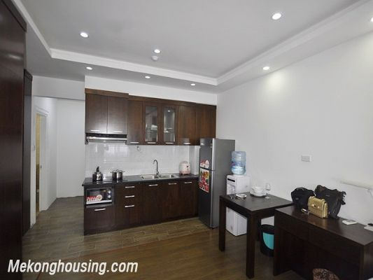 Fully furnished studio serviced apartment for rent in Cau Giay, Hanoi 4