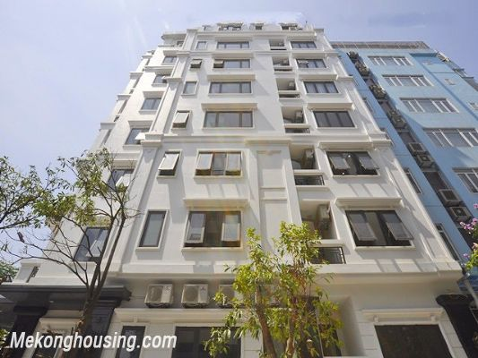 Fully furnished studio serviced apartment for rent in Cau Giay, Hanoi 8