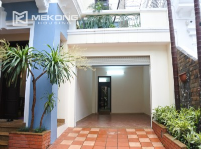 Fully furnished villa with 4 bedrooms for rent in C block Ciputra Hanoi