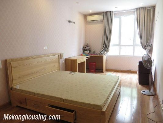 Fully furniture house with 3 floors for rent in Nguyen Chi Thanh, Ba Dinh, Hanoi 5