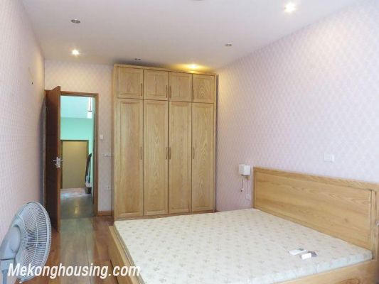 Fully furniture house with 3 floors for rent in Nguyen Chi Thanh, Ba Dinh, Hanoi 7
