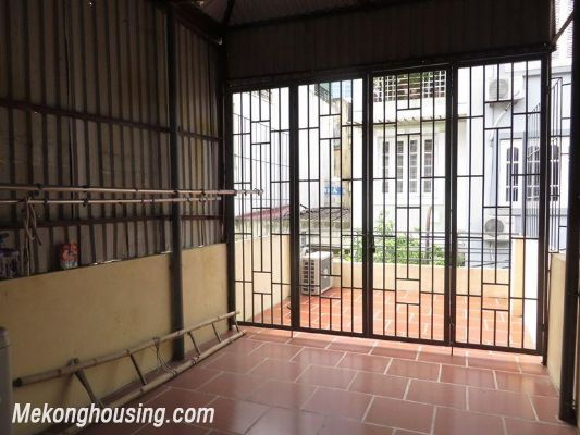 Fully furniture house with 3 floors for rent in Nguyen Chi Thanh, Ba Dinh, Hanoi 9