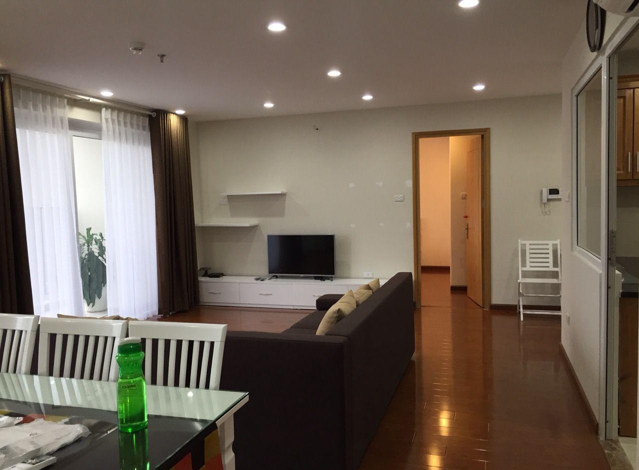Furnished apartment for rent in N04 Hoang Dao Thuy , Trung Hoa Nhan Chinh, Cau Giay, Ha Noi