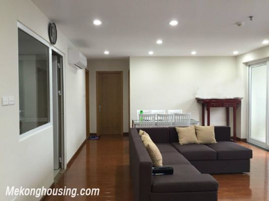 Furnished apartment for rent in N04 Hoang Dao Thuy street, Trung Hoa Nhan Chinh, Cau Giay, Ha Noi 1
