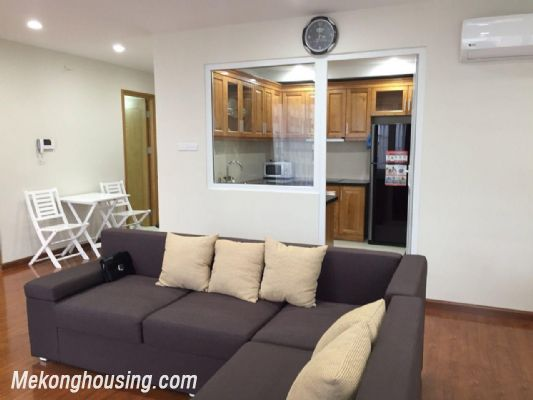 Furnished apartment for rent in N04 Hoang Dao Thuy street, Trung Hoa Nhan Chinh, Cau Giay, Ha Noi 3