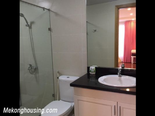 Furnished apartment for rent in N04 Hoang Dao Thuy street, Trung Hoa Nhan Chinh, Cau Giay, Ha Noi 9
