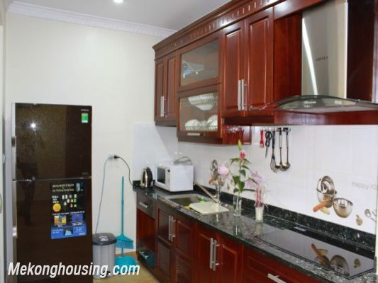 Furnished  apartment with 2 bedrooms at good price for rent in Golden Palace, Me Tri, Hanoi 4