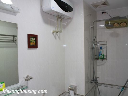 Furnished  apartment with 2 bedrooms at good price for rent in Golden Palace, Me Tri, Hanoi 10