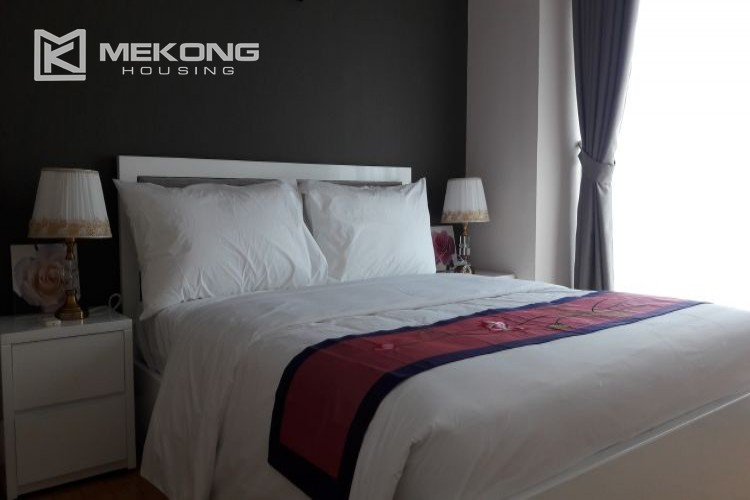 Furnished apartment with 3 bedrooms in Golden Westlake Hanoi 6