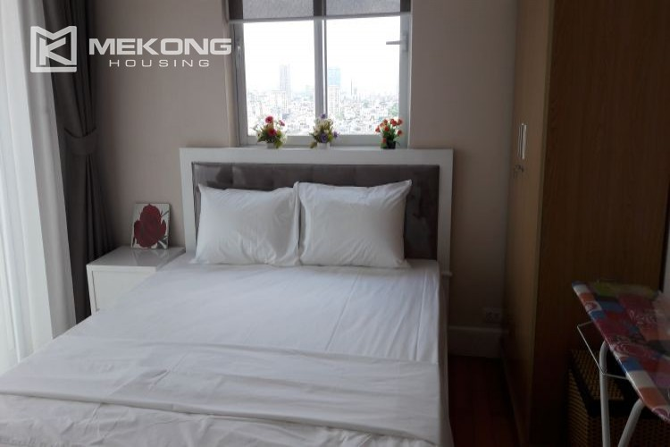 Furnished apartment with 3 bedrooms in Golden Westlake Hanoi 9