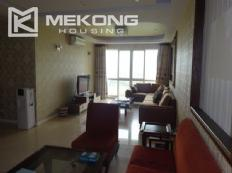 Furnished apartment with 4 bedrooms in P1 tower, Ciputra Hanoi