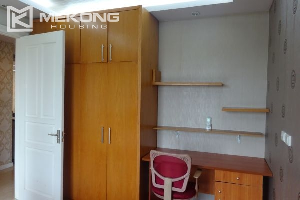 Furnished apartment with 4 bedrooms in P1 tower, Ciputra Hanoi 11
