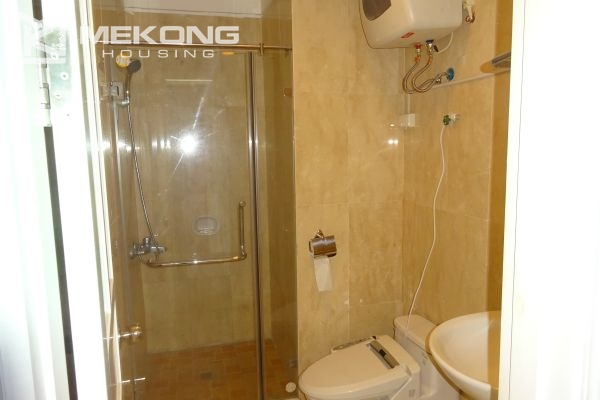 Furnished apartment with 4 bedrooms in P1 tower, Ciputra Hanoi 12