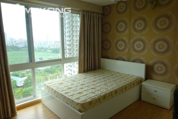 Furnished apartment with 4 bedrooms in P1 tower, Ciputra Hanoi 13