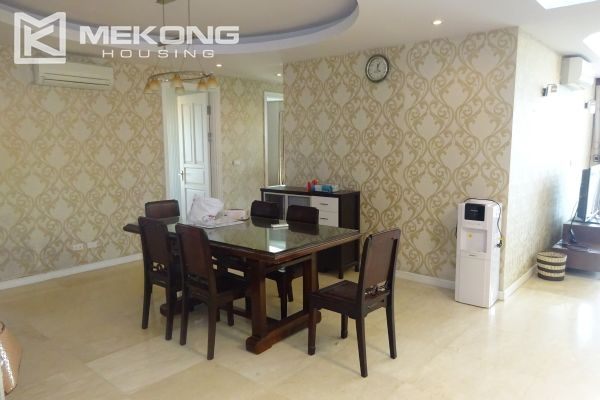 Furnished apartment with 4 bedrooms in P1 tower, Ciputra Hanoi 4