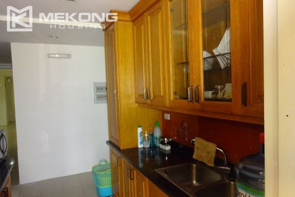 Furnished apartment with 4 bedrooms in P1 tower, Ciputra Hanoi 5