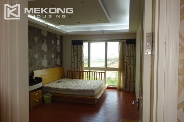Furnished apartment with 4 bedrooms in P1 tower, Ciputra Hanoi 7