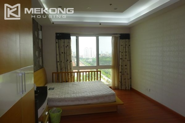 Furnished apartment with 4 bedrooms in P1 tower, Ciputra Hanoi 8