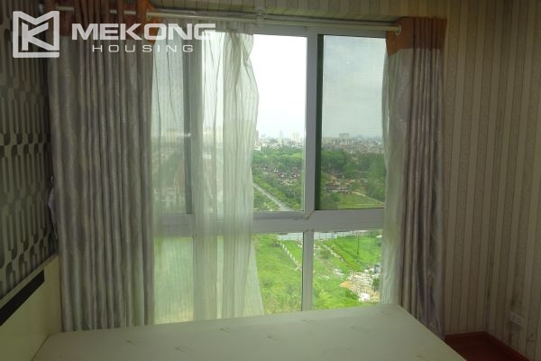 Furnished apartment with 4 bedrooms in P1 tower, Ciputra Hanoi 16