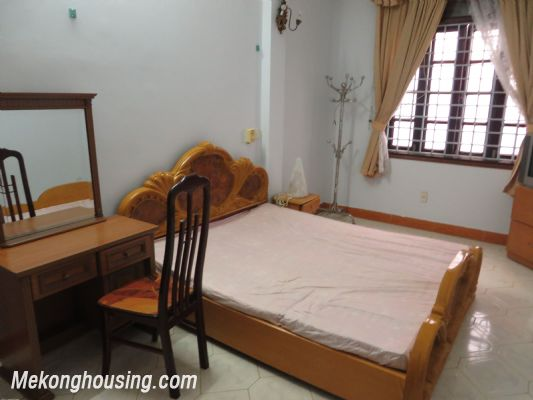 Furnished house with four bedroom for lease in Ngoc Ha street, Ba Dinh district, Hanoi 3