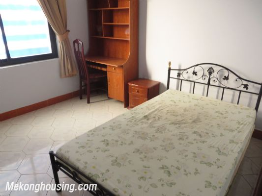 Furnished house with four bedroom for lease in Ngoc Ha street, Ba Dinh district, Hanoi 4