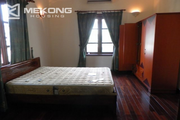 Furnsihed Villa with swimming pool, nice courtyard, and spacious living space in To Ngoc Van street 19