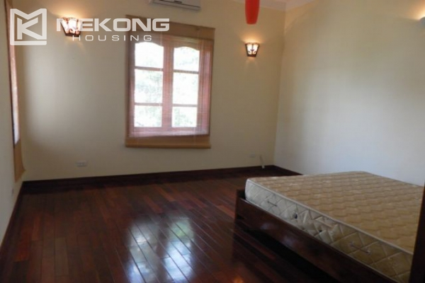 Furnsihed Villa with swimming pool, nice courtyard, and spacious living space in To Ngoc Van street 20