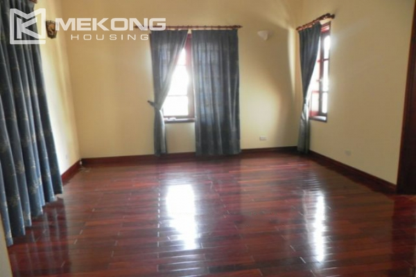 Furnsihed Villa with swimming pool, nice courtyard, and spacious living space in To Ngoc Van street 2