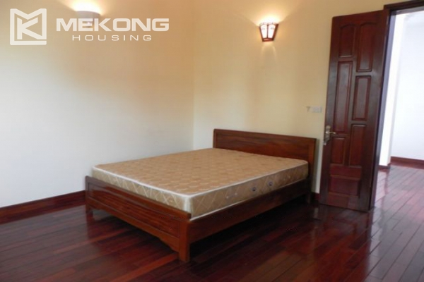 Furnsihed Villa with swimming pool, nice courtyard, and spacious living space in To Ngoc Van street 4
