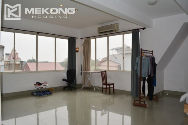 Furnsihed Villa with swimming pool, nice courtyard, and spacious living space in To Ngoc Van street 10