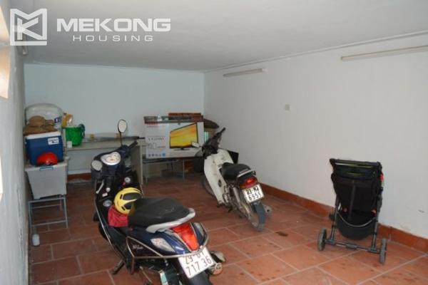 Furnsihed Villa with swimming pool, nice courtyard, and spacious living space in To Ngoc Van street 12