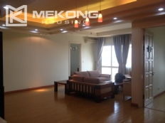 Good apartment for rent in E5 Ciputra Hanoi, bright and quiet